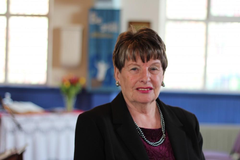 Judith Deakin
